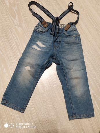 Круті джинси на хлопчика 1,5-2 роки