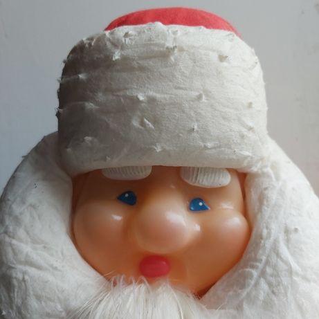 Винтажная кукла Дед Мороз СССР