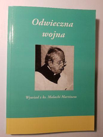 Odwieczna wojna - ks. Malachi Martin - wywiad