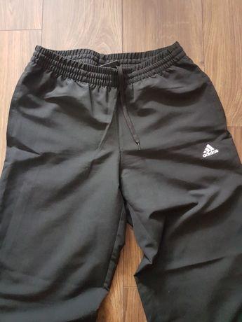 Dresy spodnie Adidas Climalite S/M