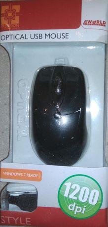Mysz optyczna 4WORD 1200 dpi