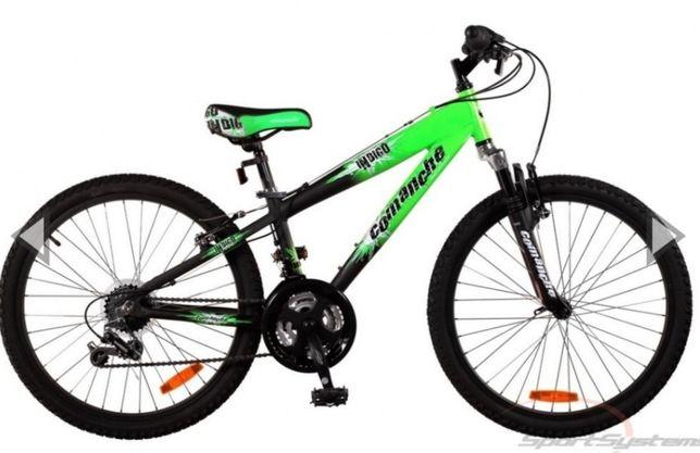 Велосипед горный comanche indigo fs new
