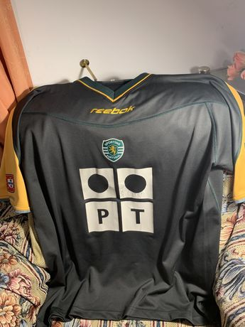 Camisola oficial do sporting