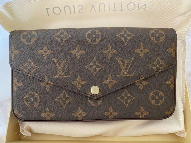 Pochette Felicie Louis Vuitton nova na caixa