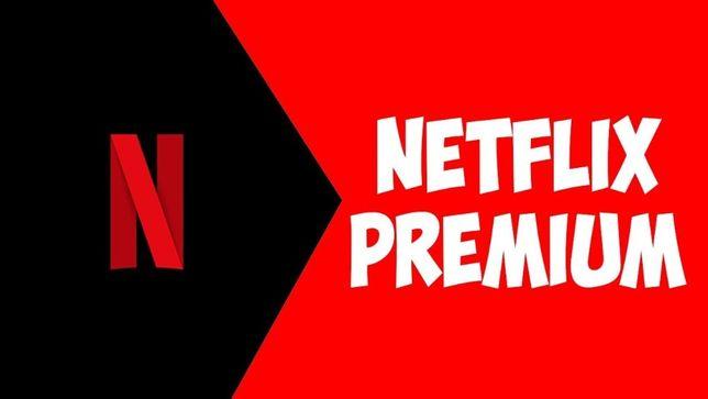 NETFLIX 60 DNI PREMIUM PL + gratis HBO GO   Wysyłka konta w minute!