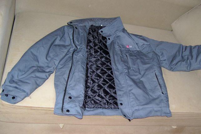 bluza / kurtka męska z logo LG