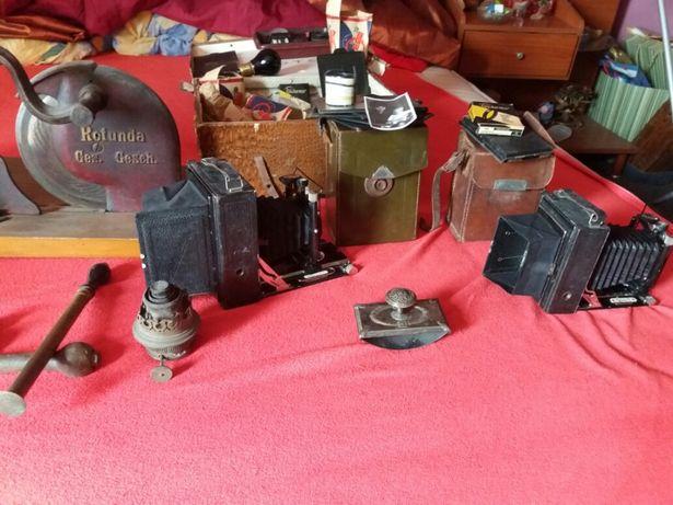 aparaty fotograficzne antyk