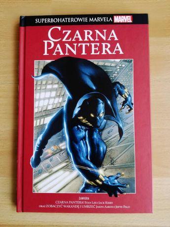 Superbohaterowie Marvela - CZARNA PANTERA - kolekcja Hachette, tom 21