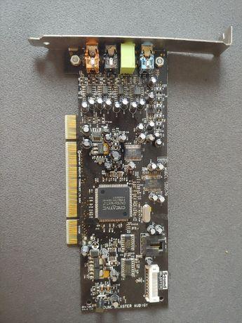 Karta muzyczna Sound Blaster Audigy CA0106 Watlf