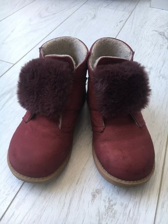 Осенние ботинки Lapsi 28 размер