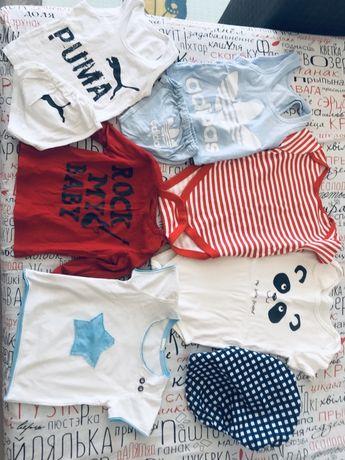ДетскаЯ одежда, трусики, маечки, футболки, кофточки , штанишки, бодики