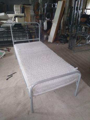 łóżko metalowe 90x200