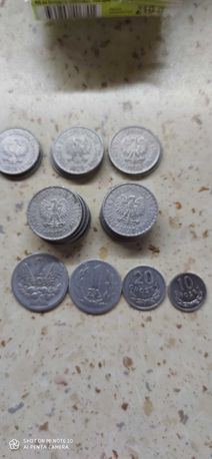 Sprzedam monety aluminiowe