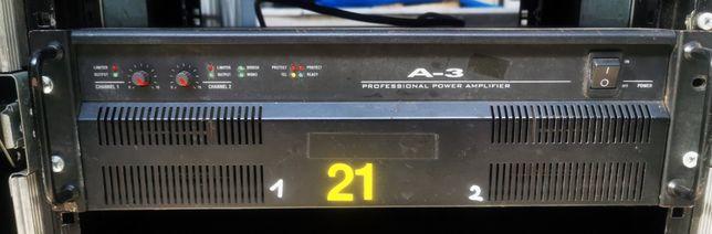 Wzmacniacz Pro Audio A-3 (dostępne 3 szt)