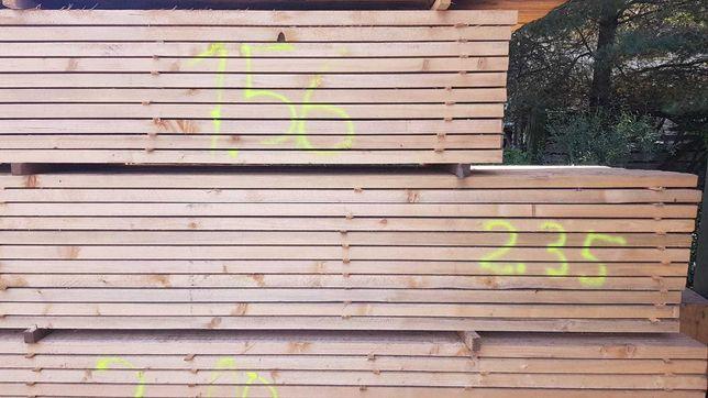 Łaty dachowe świerk jodła 4x5cm, 3,4,5m drewno świerkowe jodłowe