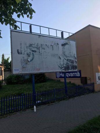 Wynajmę tablice reklamową Mława.