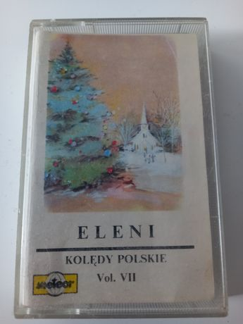 Kaseta magnetofonowa Eleni Kolędy Polskie Vol. VlI