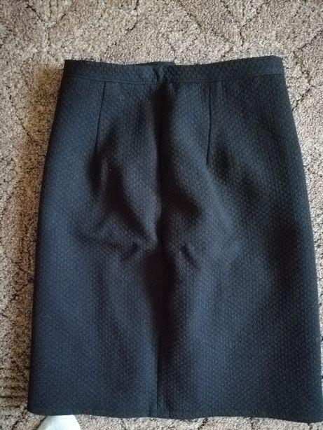 Grafitowa spódnica damska ołówkowa, super jakość