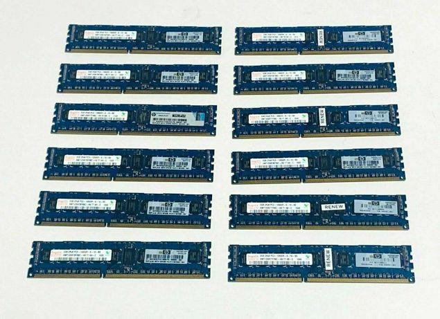 2GB DDR3 REG ECC 1333Mhz (парами по 4, 8, 16GB) для LGA1366\1356\2011