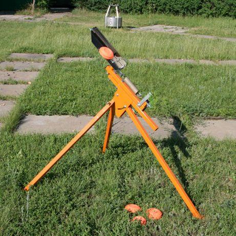 Метательная машинка Утка-заяц для метания тарелочек ТМ Shama
