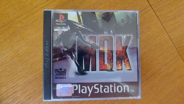 Mdk   psx  ps one  ps1