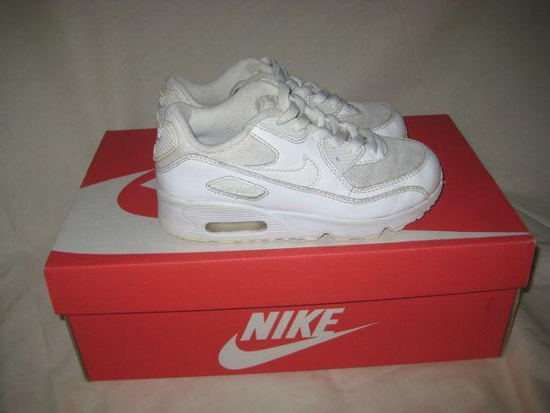 Кроссовки Nike Air Max оригинал 36 размер по стельке 23 см Кожаные. Ле
