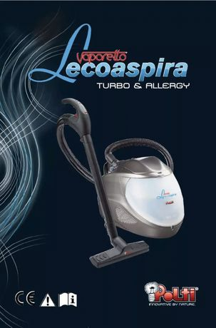 Polti Vaporetto Lecoaspira turbo&allergy