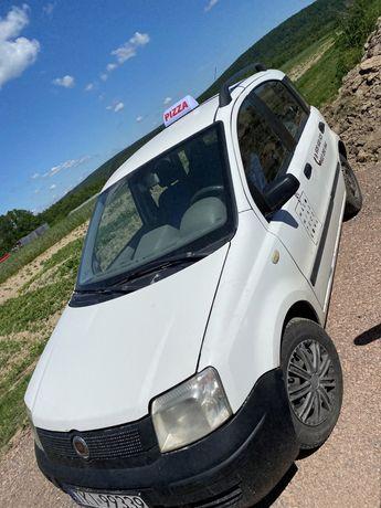 Fiat Panda 2004 LPG Gaz, do remontu. Vat marza