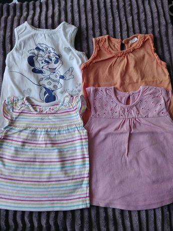 Bluzki, bluzka dla dziewczynki rozmiar 74