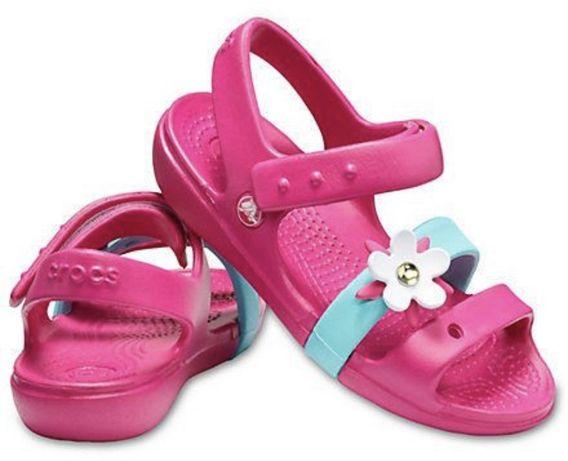 Босоножки Крокс Crocs Keeley Charm Sandal
