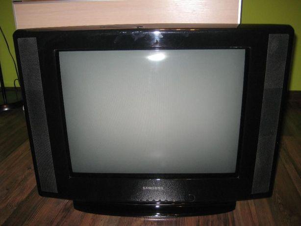"telewizor samsung ""21"" SLIM płaski ekran + pilot"