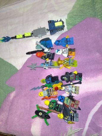 Міні фігурки Лего ніндзяго