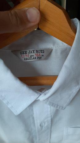 Белая рубашка Gee Jay