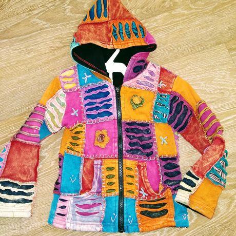 Очень прикольная и уютная куртка
