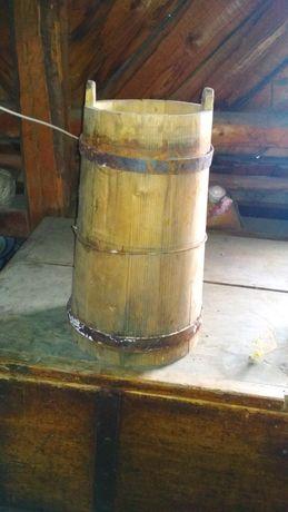 Бочка дерев'яна діжка