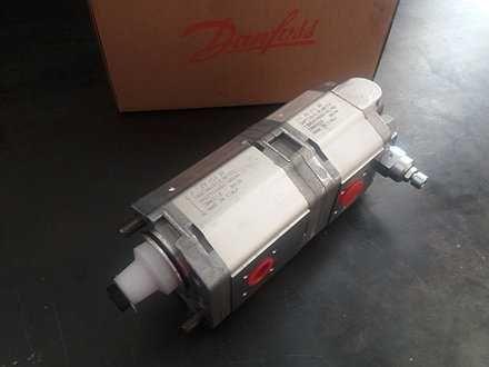 Promocja!! pompa hydrauliczna 683203 Claas lexion II oryginał