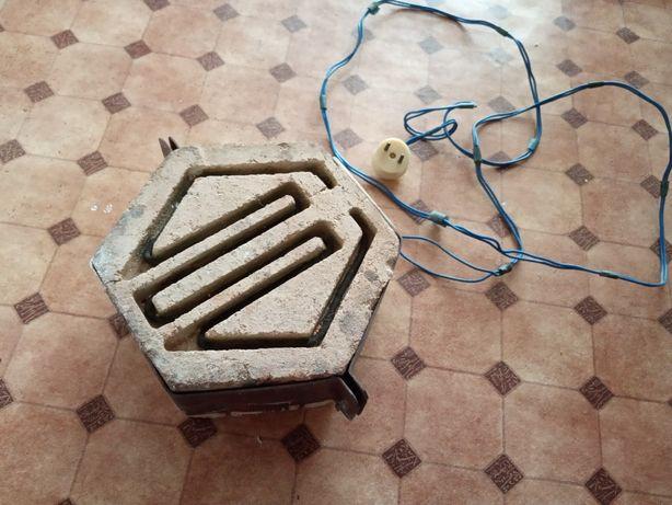 Спиральная электро печка