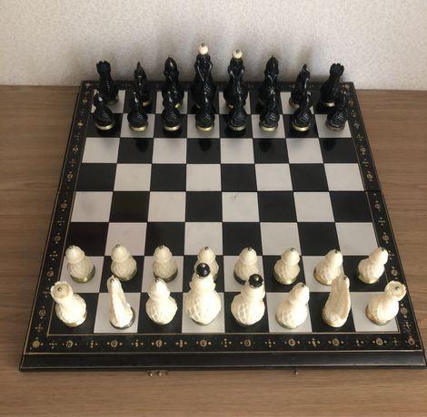 Шахматы СССР Сибирский сувенир