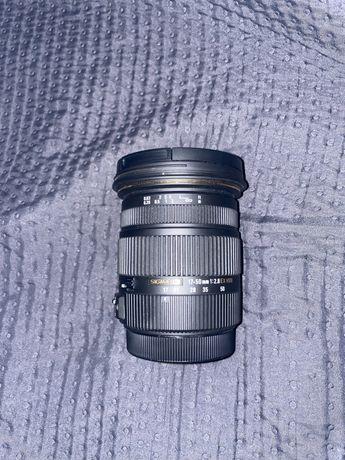 sigma 17-50 f2.8 - Canon