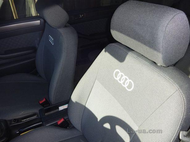 Чехлы в салон авто Audi A2, A4 (B5 B6 B7 B8) A6 (C3 C4 C5) A80 Elegant