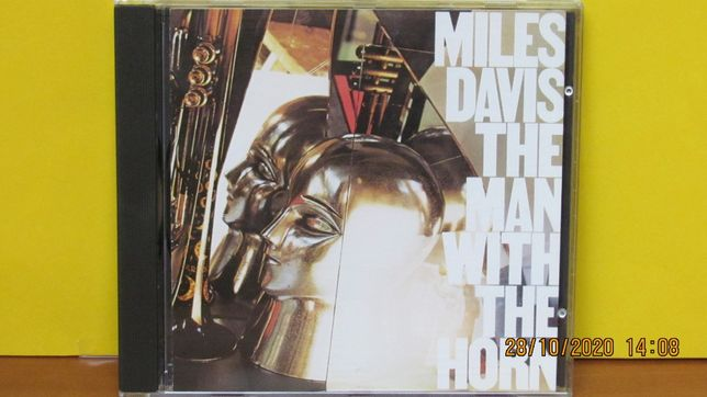 Miles Davis - The Man With The Horn ; CD