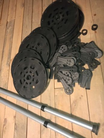 Obrotowy stojak na buty