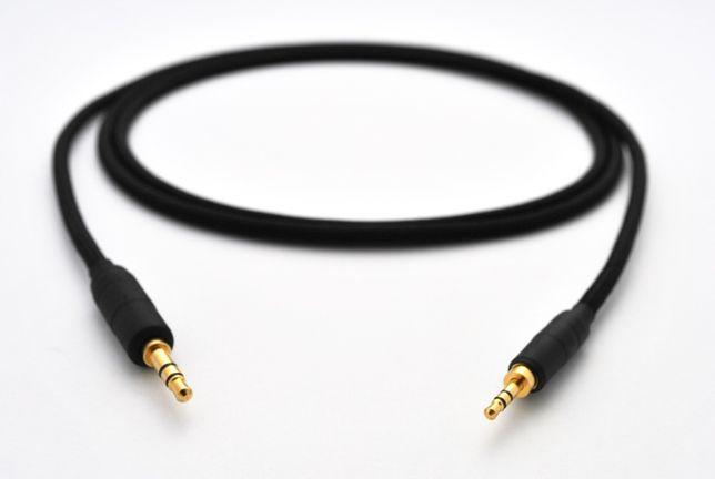 Creative Aurvana Live 2 Kabel ręcznie wykonany 3,5mm oplot 1,5m