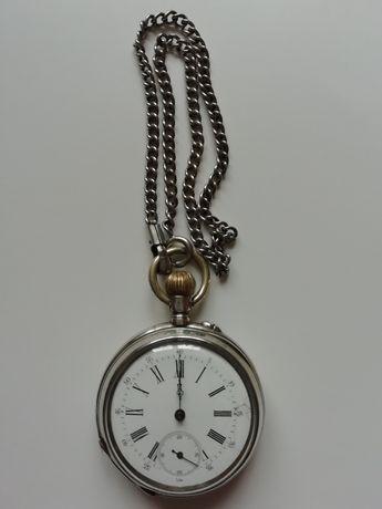 Zegarek remontoir.