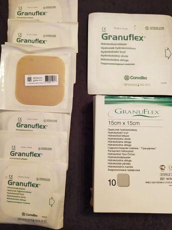 Granuflex plastry