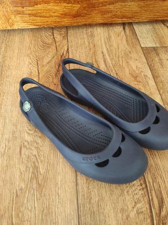 Балетки босоножки Crocs оригинал 38-39 размер