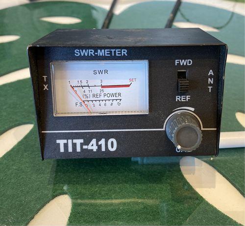 Miernik SWR titanium TIT-410