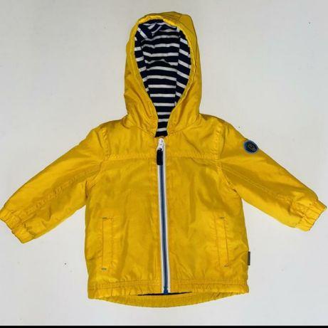 Курточка жовтенька