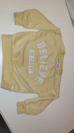 Bluzka dla chłopca i dziewczynki