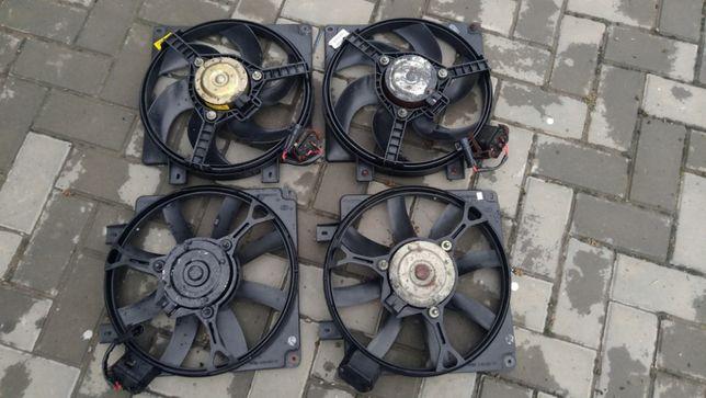 Вентилятор радиатора для ВАЗ 1118 Калина и ее модификаций.